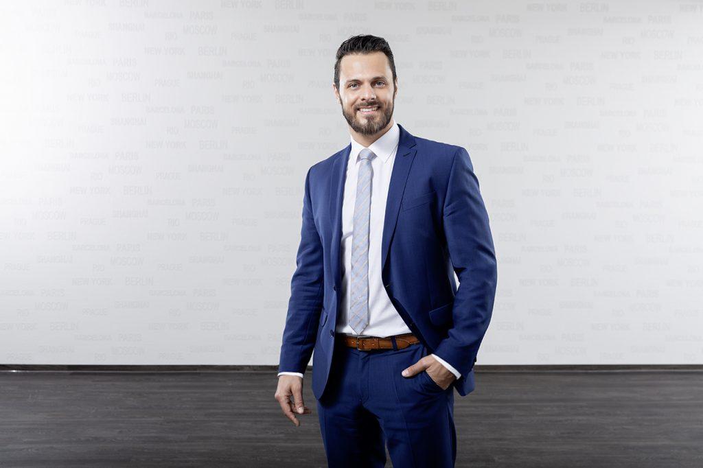 Managing director of Mayer & Cie., Benjamin Mayer.